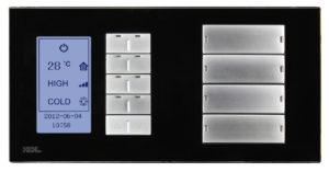 Широкие панели управления HDL-Bus Pro
